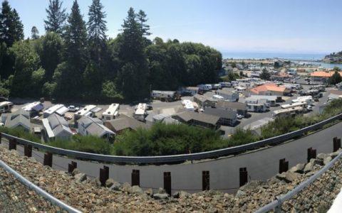 Portside RV Park Panorama