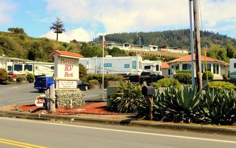 Portside Brookings Oregon